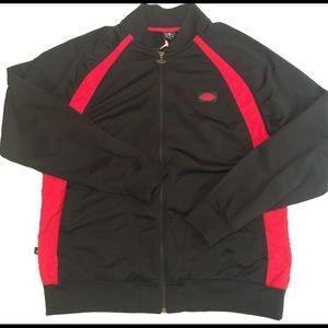 Jordan Bred Zip Jacket Sz XL Nike Jumpman